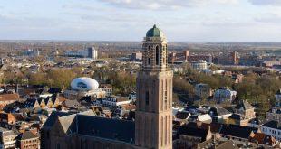 Zwolle zoals de stad nooit eerder te zien was