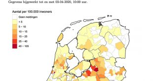 Tussen 15 en 19 Zwollenaren overleden aan coronavirus