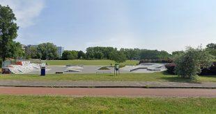 Gemeente Zwolle sluit skatebaan in Park Weezenlanden af