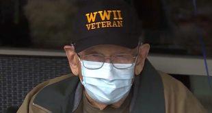 104-jarige veteraan die Spaanse griep overleefde ook hersteld van corona