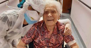 104-jarige vrouw in Italiaanse brandhaard hersteld van coronavirus