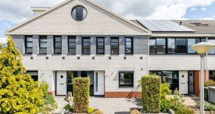 Bijzonder huis in Zwolle te koop, slechts acht van gebouwd