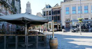 Zwolse horeca is er klaar mee en gooit zaterdag terrassen 'open'