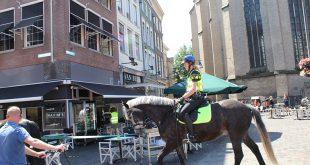 Gemeente: Opnieuw te druk in centrum van Zwolle