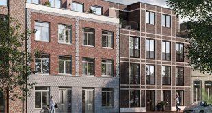 Prijzen bekend van 4 nieuwe stadsvilla's in Zwolle