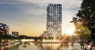 Zwolle wil woontorens bouwen zo hoog als de Peperbus