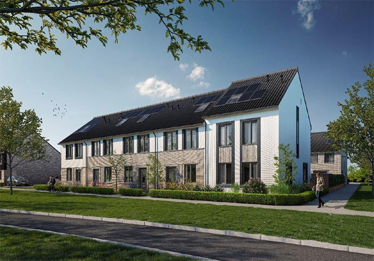 Nieuwe huurwoningen in Breezicht