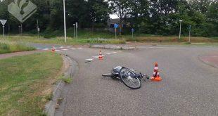 77-jarige automobilist schept fietser, rijdt door, maar wordt toch gepakt