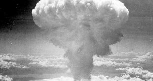 Zwolle herdenkt gevolgen atoombommen op Japan