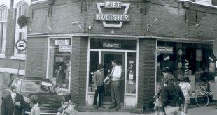 Prachtige oude foto's van Roggenstraat en Spiegelstraat