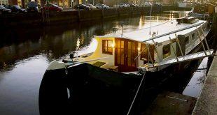 Zwolle heeft een nieuwe Bed&Breakfast, op de Thorbeckegracht