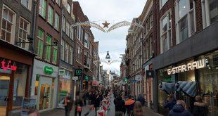 Zwolle schaft looproutes in binnenstad af