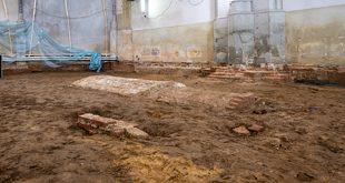 Spectaculaire vondst: Oudste stukje Zwolle aangetroffen bij opgravingen Grote Kerk