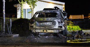Zwolle weer opgeschrikt door autobranden in Aa-landen en Stadshagen