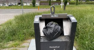 Gemeente gaat containers van Zwollenaren chippen om afval in de gaten te houden