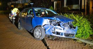 Doorrijder ongeval in Westenholte aangehouden: bestuurder pakt busbaan om te vluchten
