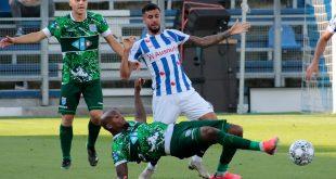 PEC Zwolle voor 3.000 toeschouwers ten onder tegen sc Heerenveen