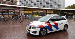 Overval op Kruidvat in winkelcentrum Holtenbroek
